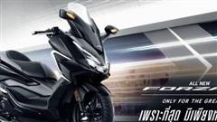 Honda Forza 350 nhập khẩu Thái Lan về Việt Nam
