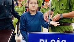 Người phụ nữ chủ mưu vụ giết người đổ bê tông phi tang bất ngờ kêu oan