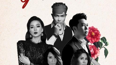 Lệ Quyên góp giọng show 'Người tình' - Jimmii Nguyễn, Lê Hiếu