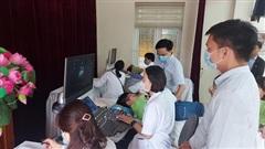 Khám sàng lọc bệnh tim cho gần 1.000 học sinh TP Thanh Hóa