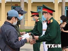 Việt Nam ghi nhận 8 ca mắc mới COVID-19, được cách ly ngay