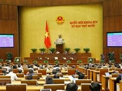 Ban hành Nghị quyết về phân bổ ngân sách trung ương năm 2021