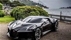 Chiêm ngưỡng siêu xe đắt nhất thế giới Bugatti La Voiture Noire