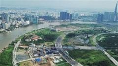 Chưa thể kết luận ranh quy hoạch 5 khu phố thuộc 3 phường ở Thủ Thiêm