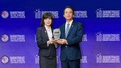 BIDV tiếp tục là 'Ngân hàng SME tốt nhất Việt Nam' do The Asian Banking & Finance bình chọn