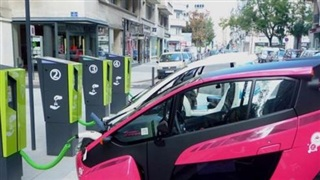 Thái Lan: Thúc đẩy chính sáchphát triển xe chạy điện