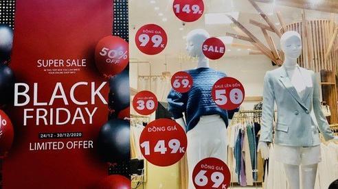 Black Friday, hàng loạt shop thời trang bắt đầu tung 'bão giảm giá'