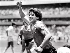 [Video] Cảm ơn ông Maradona - người 'cháy hết mình' vì trái bóng tròn