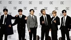 BTS trở thành nghệ sĩ K-pop đầu tiên nhận được đề cử Grammy
