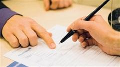 Quy định về đăng ký thay đổi nội dung biện pháp bảo đảm