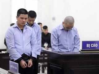 Ba kẻ giết tài xế taxi rồi vứt xác xuống sông Hồng lĩnh án tử hình