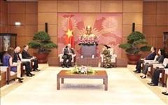 Thúc đẩy hợp tác hai Quốc hội Việt Nam - Liên bang Nga