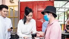 Chuyến từ thiện đầu tiên của tân Hoa hậu Đỗ Thị Hà