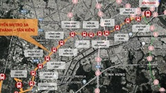 Đề xuất thêm nhà ga vào Tuyến metro 3A giai đoạn 1