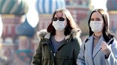 50% dân thành phố Moscow miễn nhiễm với SARS-CoV-2