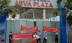 Đề nghị công an xác minh làm rõ đơn tố cáo lừa đảo khách hàng tại dự án Viva Plaza