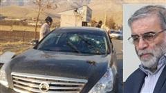 Vụ sát hại nhà khoa học Iran: Đại sứ quán Israel trong tình trạng báo động, Đức kêu gọi kiềm chế