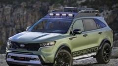 KIA Sorento 2021 phiên bản độ off-road ra mắt