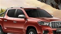 Bán tải Maxus T60 có giá từ 565 triệu đồng tại Malaysia