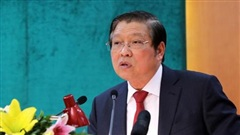 Trưởng ban Nội chính Trung ương: 'Lạm dụng, lợi dụng quyền lực phải bị truy cứu trách nhiệm'