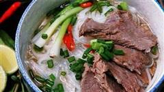 Phở Hà Nội, món ăn gắn bó bao thế hệ người Thủ đô