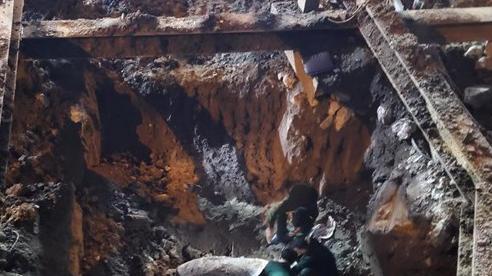 Phát hiện quả bom lớn ở công trình xây dựng Công ty truyền tải điện 1