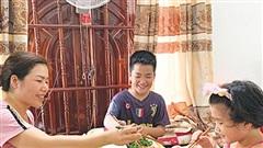 'Giá trị xanh'  trong bữa ăn  người Việt