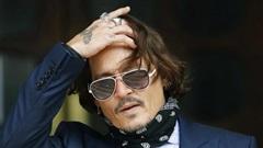 Johnny Depp bị bác đơn kháng cáo trong vụ kiện báo The Sun
