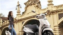 Xe ga Yamaha D'elight 2021 ra mắt tại châu Âu