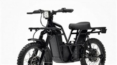 Khám phá UBCO 2x2 - mẫu xe máy điện quân sự của New Zealand