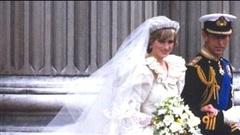 Công nương Diana suýt gặp 'thảm hoạ' váy cưới trước giờ cử hành hôn lễ