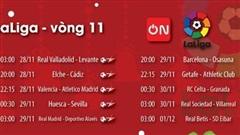 La Liga, Bundesliga và VBA cuối tuần này có gì 'hot' ?