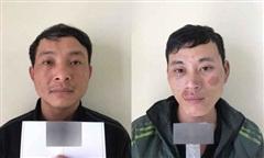 Xóa sổ 'đại lý' phân phối ma túy lớn cho con nghiện tại thị xã Hoàng Mai