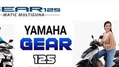 Yamaha ra mắt xe tay ga Yamaha GEAR 2021 hướng tới người dùng trẻ