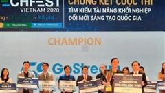 Chung kết cuộc thi ''Tìm kiếm tài năng khởi nghiệp đổi mới sáng tạo quốc gia''