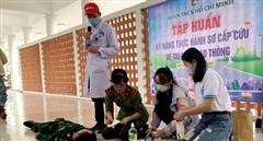 Tuổi trẻ Đà Nẵng với ngày hội 'Thanh niên với văn hóa giao thông 2020'
