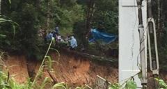 Bốn du khách bị nước lũ cuốn trôi ở VQG Bidoup - Núi Bà