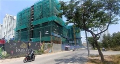 Sai phạm tại dự án căn hộ cao cấp Park Vista