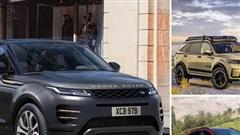 Ra mắt nhiều mẫu xe sang