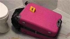 Thi thể trong vali:vGiám đốc giết đồng hương, dọn hiện trường