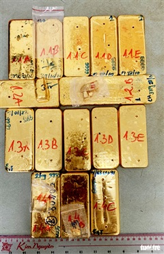 Vụ buôn lậu 51kg vàng 9999: Khám xét loạt địa điểm của bà trùm 'Mười Tường' thu được gì?