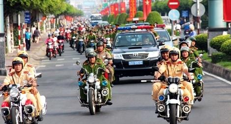 Xử lý hơn 9.200 'ma men' tham gia giao thông