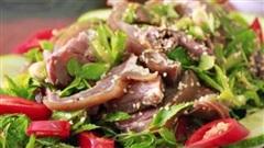 Mẹo khử mùi hôi của thịt dê khi chế biến