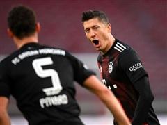 Bundesliga: Bayern thắng ngược Stuttgart, Dortmund thua trên sân nhà