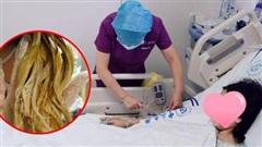 Nhuộm tóc liên tục 4 lần/tuần trong thời gian dài, một phụ nữ bị viêm phổi kẽ và phải dùng thuốc suốt đời