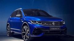 Volkswagen Tiguan R chính thức lộ diện