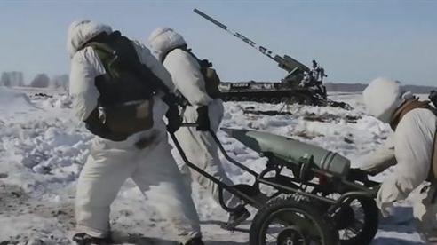 Pháo Malka hiệu quả tương đương bom dẫn đường KAB-500