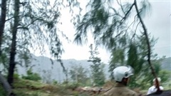 Vụ thi thể người đàn ông ở rừng dương: Tay nạn nhân cầm cưa