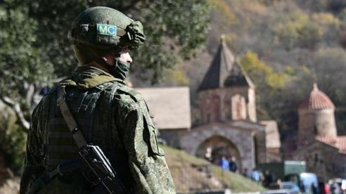 Nga lập bệnh viện dã chiến ở Nagorno-Karabakh