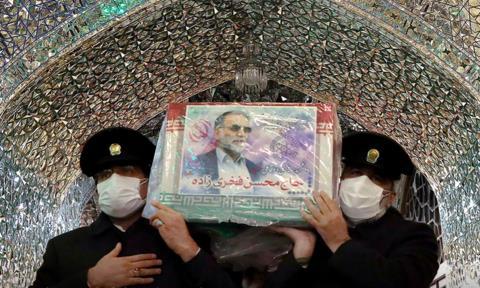 Iran tố vũ khí sát hại nhà khoa học hạt nhân được Isarel sản xuất